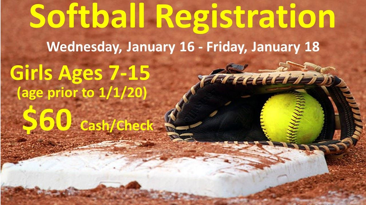 Softball Reg